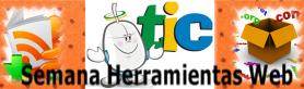 TITULO LOGO SEMANA HERRRAMIENTAS WEB